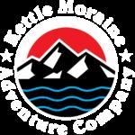 KMAC logo white
