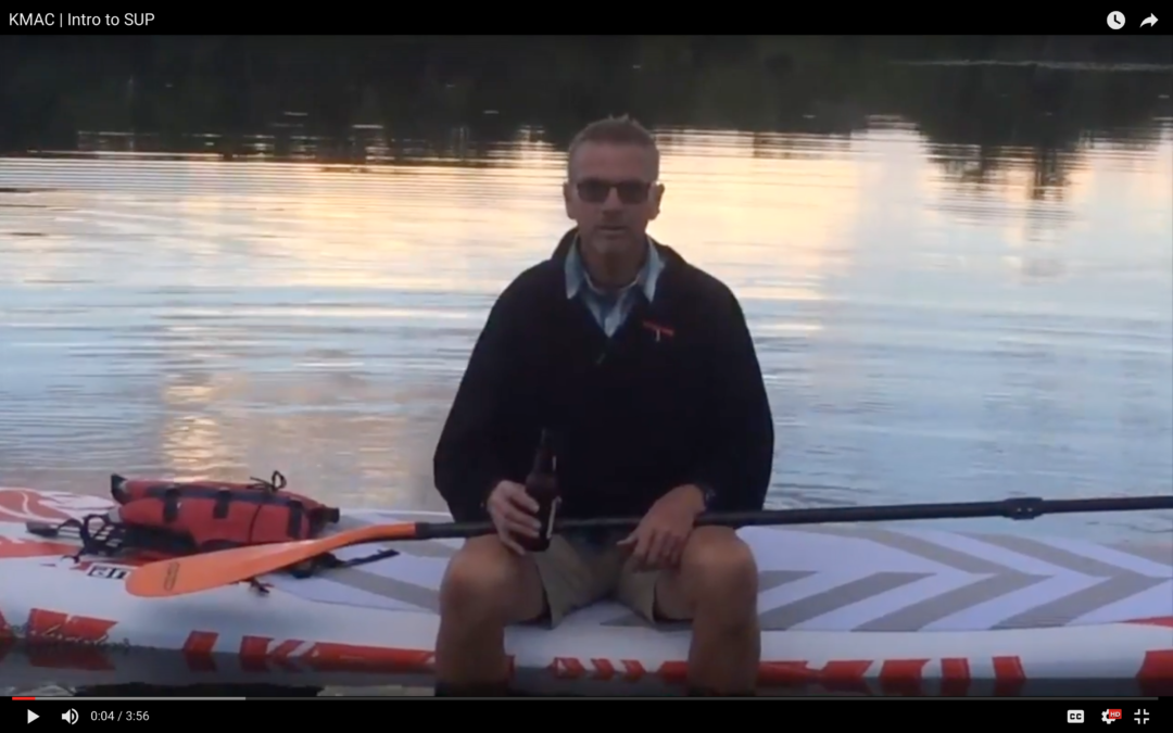 Intro to SUP (Stand Up Paddleboarding)